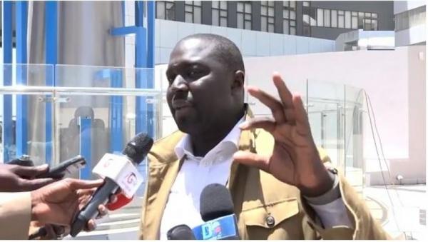 abdou karim fofana  directeur du patrimoine bati de l u2019etat