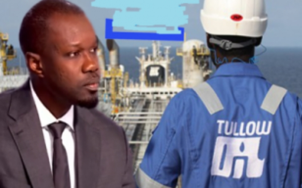 AFFAIRE DITE « TULLOW OIL ET SONKO » : CES DOCUMENTS CONFIDENTIELS QUI ONT PERDU OUSMANE SONKO