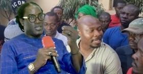 "VIDEO : Diazaka après l'attaque contre Guy Marius : ""J'encourage les populations de Malicounda…"""