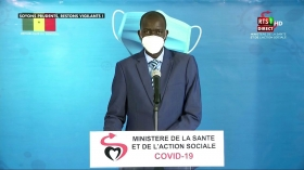 "Direct le point de situation du ""Coronavirus"" au Sénégal de ce Mercredi 01 JUILLET 2020"